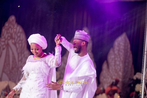 Photo of Buhari, Other dignitaries storm Gombe for Governor's son's wedding to Somalian Lover (Photos)