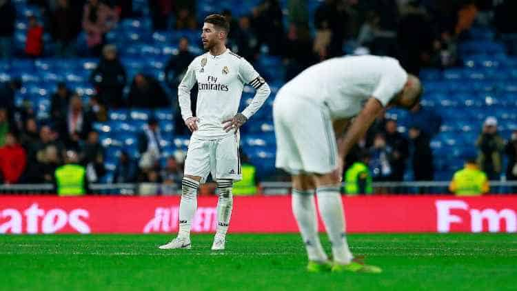 Photo of Real Madrid players must improve – Sergio Ramos