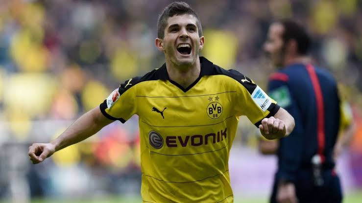 Photo of EPL: why i signed for Chelsea – Pulisic