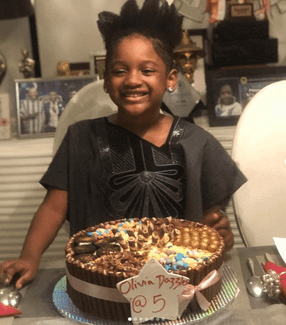 Photo of 2face Idibia's last born, Olivia marks 5th birthday in style (photos)