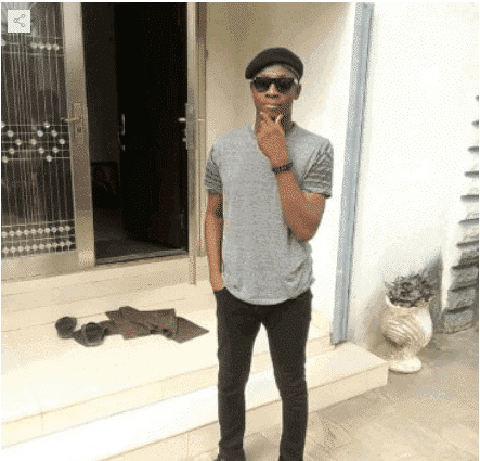 Photo of Mother cries out as son gets murdered by tenant's boyfriend