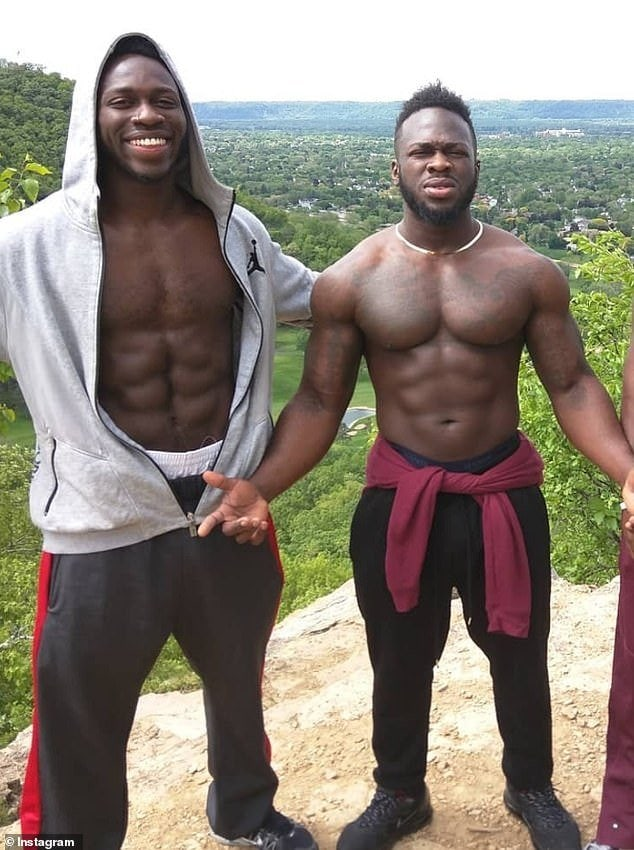 Photo of Pictures of the two Nigerian brothers in connection to attack on Jussie Smollet