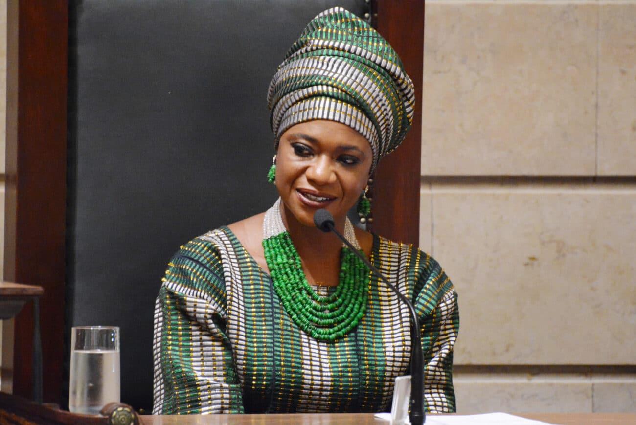 Alaafin of Oyo's first daughter, Princess Folashade