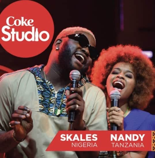 """Photo of East Africa meets West Africa: Skales and Nandy – """"Baby Me"""""""