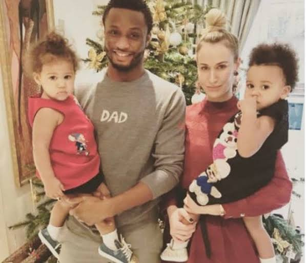 Photo of Check out these adorable snaps of Mikel Obi's twins (Photos)