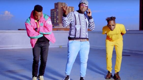 "Photo of Mr Eazi,DJ Maphorisa and DJ Kaywise team up in ""Alert"""