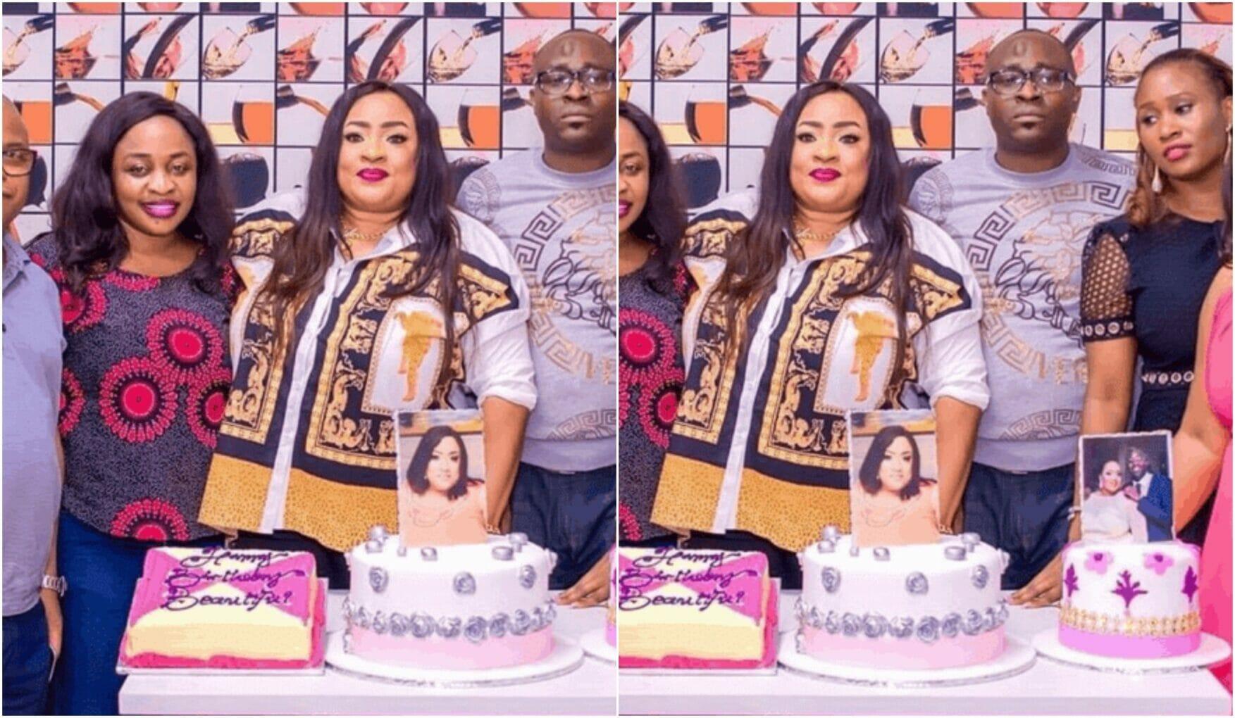 Foluke Daramola Salako's 41st birthday