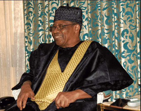 Photo of IBB cries out against fake social media accounts in his name
