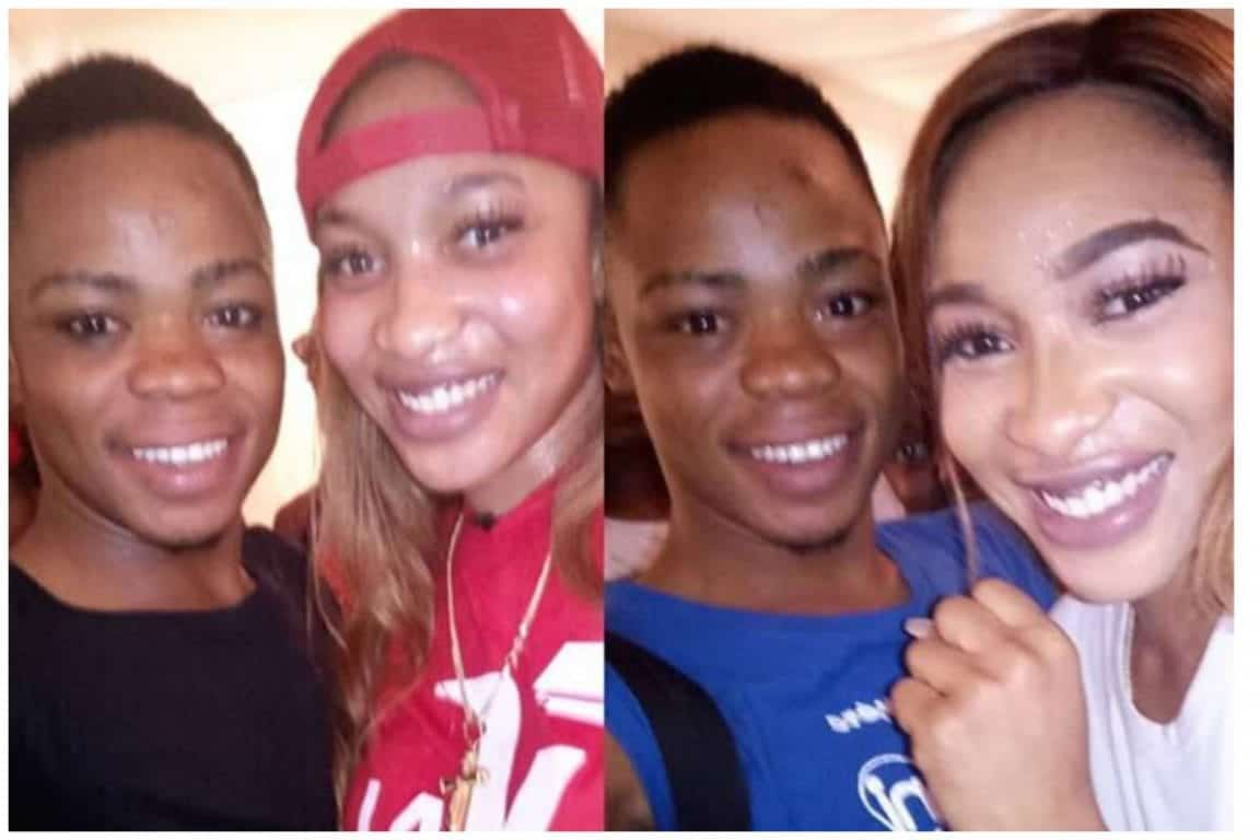 Photo of Makeup artist calls out Tonto Dikeh over unfulfilled promise