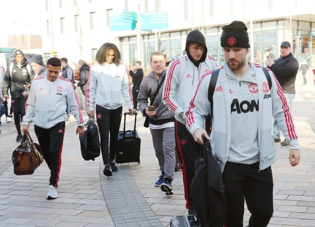 Photo of Manchester United Vs Chelsea: Red Devils release 20 man squad list