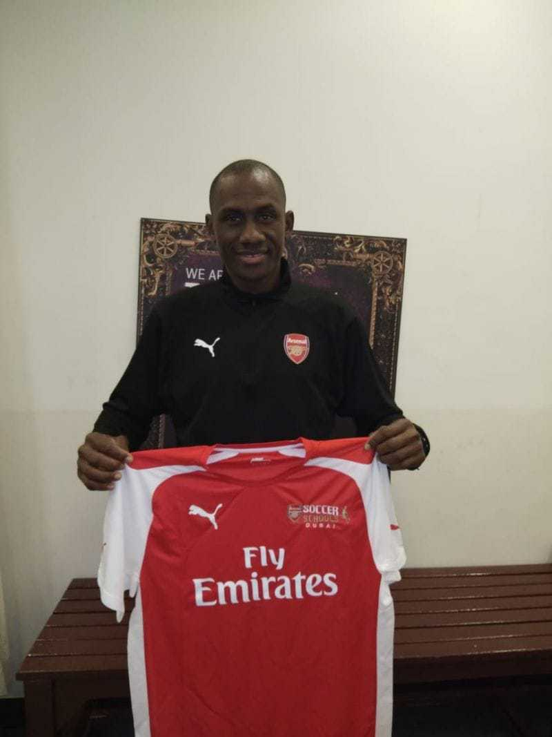 Photo of Exclusive: Nigerian Coach Anyanwu appointed as Arsenal Academy Coach