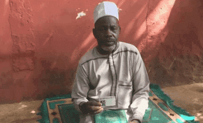 Photo of 2019 Presidential election: Meet the first person that will vote for Buhari (Photo)