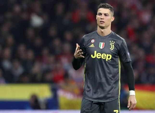 Photo of Juventus manager defends Ronaldo as they lose 2-0 to Atletico Madrid