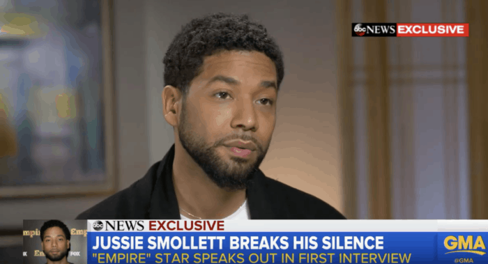 Photo of Two Nigerian men become suspects in Jussie Smollet attack