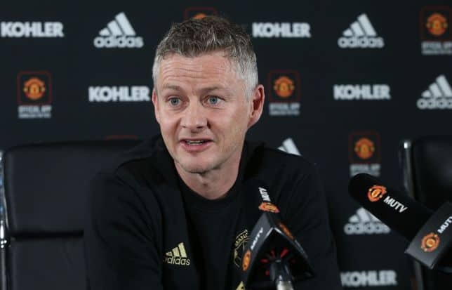 Photo of Solskjaer reveasl why Manchester United beat Chelsea 2-0
