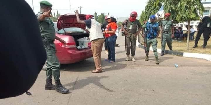 Photo of This woman was allegedly caught with over 5000 PVC's (Photos)