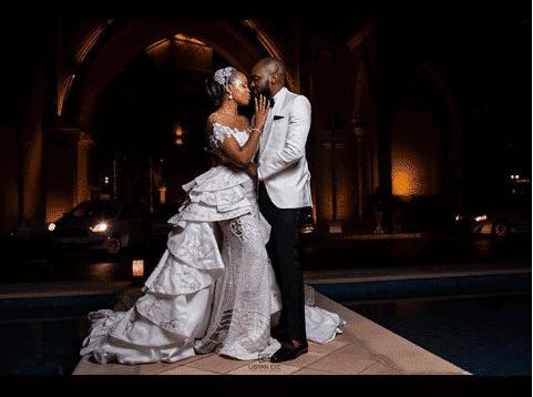 Photo of Celebrity fashion designer, Matopeda (Tope Fnr), weds beau in Dubai (Photos/Videos)