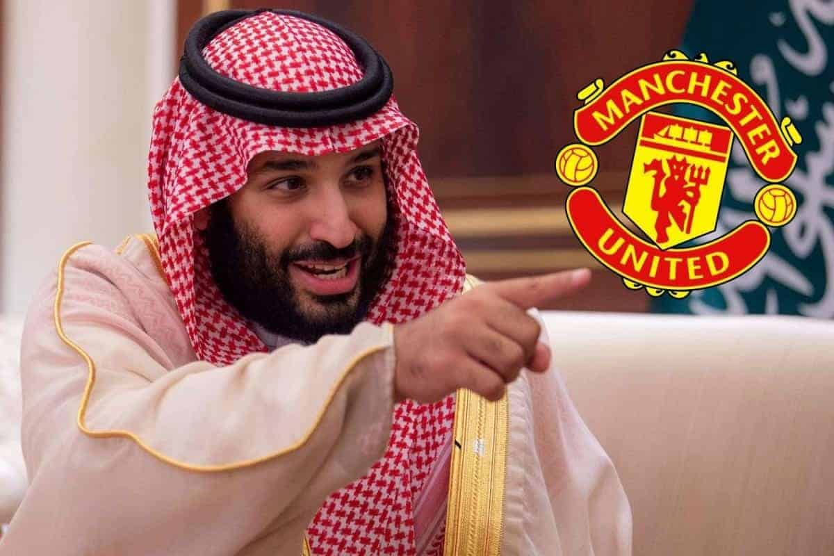 Photo of Saudi crown prince denies bidding to buy Manchester United