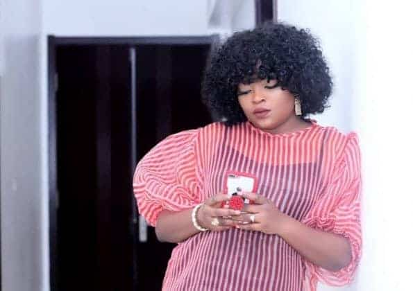 Photo of Funke Akindele sends strong message to celebrities who form stupid and unbelievable stories just to look relevant