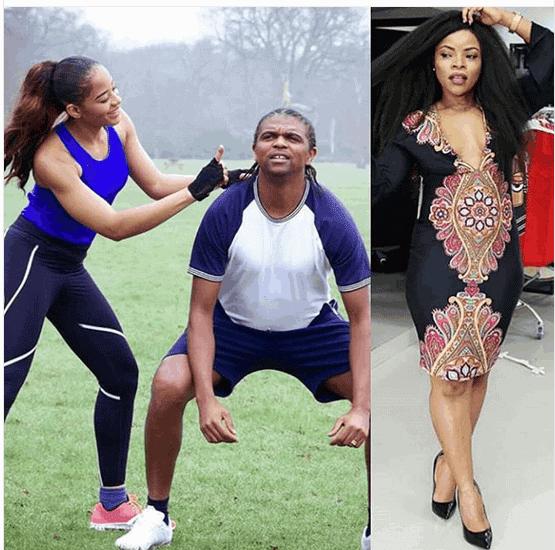 Photo of Why I don't talk to Kanu Nwankwo's wife – Laura Ikeji