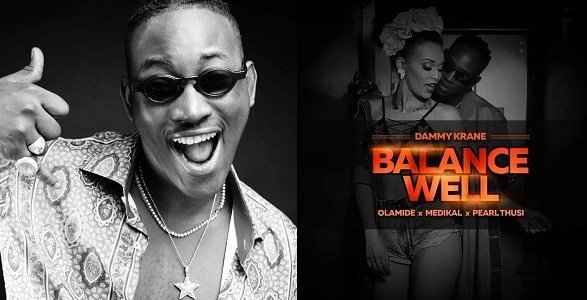 Photo of Dammy Krane – Balance Well ft. Olamide (Video)