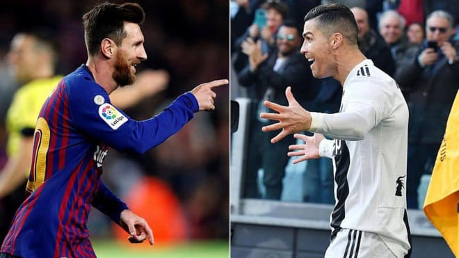 Photo of What Messi said about Ronaldo hat-trick for Juventus