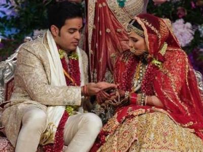Everything that happened at Akash Ambani and Shloka Mehta's star-studded marriage (Videos)