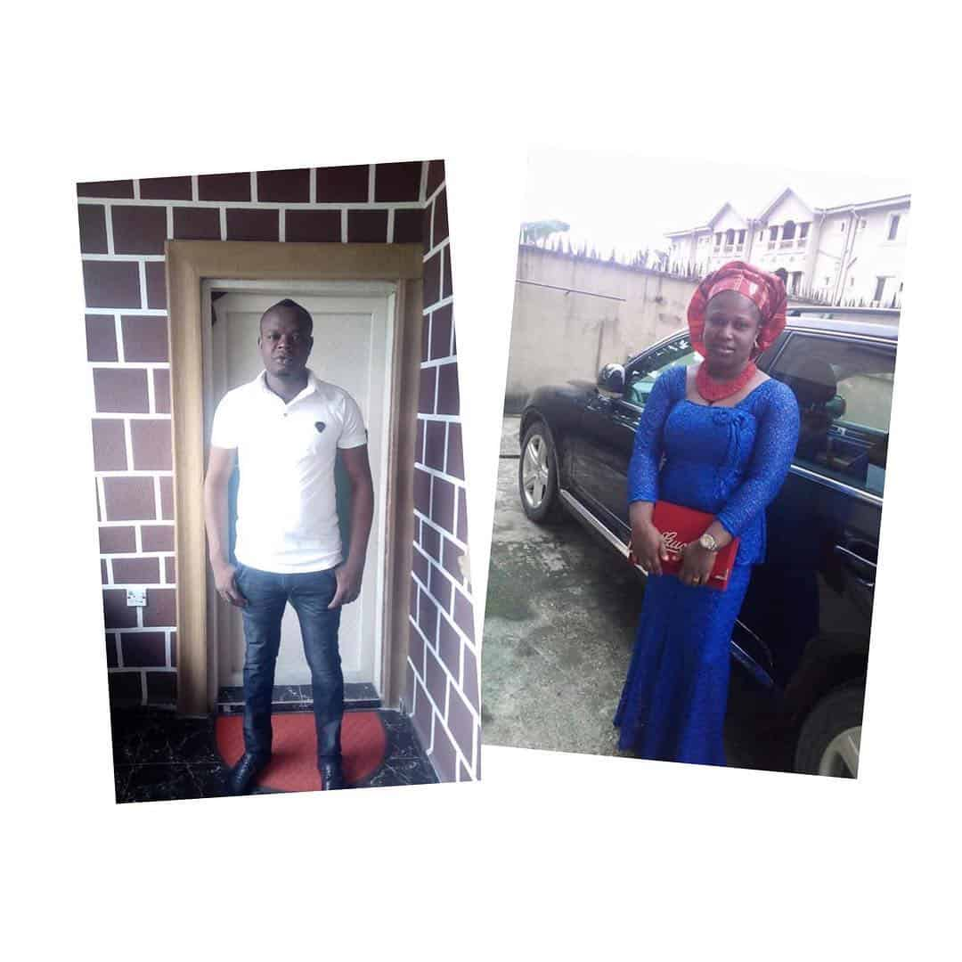 Photo of Couple die after eating wedding food, housemaid hospitalized