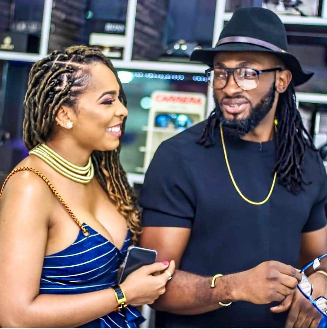 Photo of New details emerge on Tboss and Uti Nwachukwu's secret upcoming marriage/pregnancy