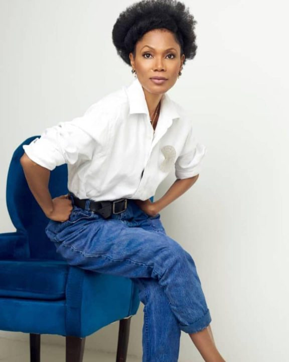 When I knew I was famous – Funmi Iyanda reveals as she shares new photos