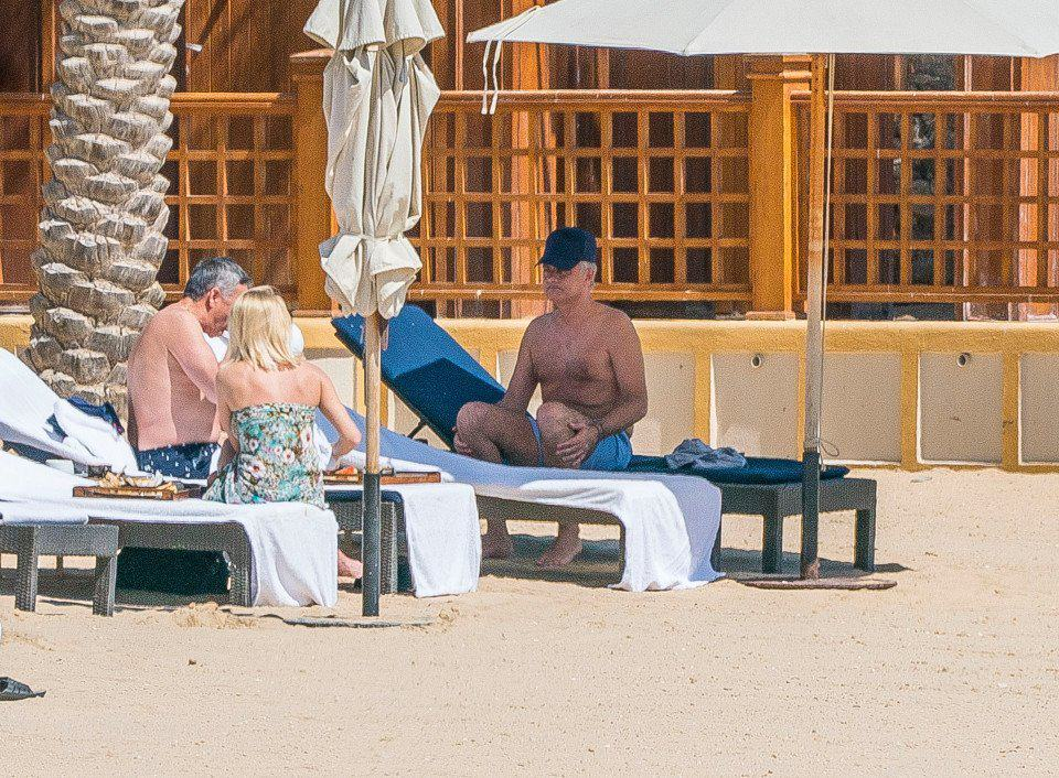Photo of Mourinho spotted enjoying his holiday months after Man United sack (Photos)