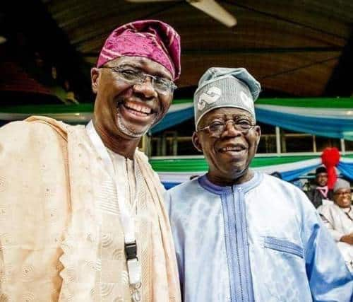 I will be lying if I say I won't take advice from Tinubu - Sanwo-olu