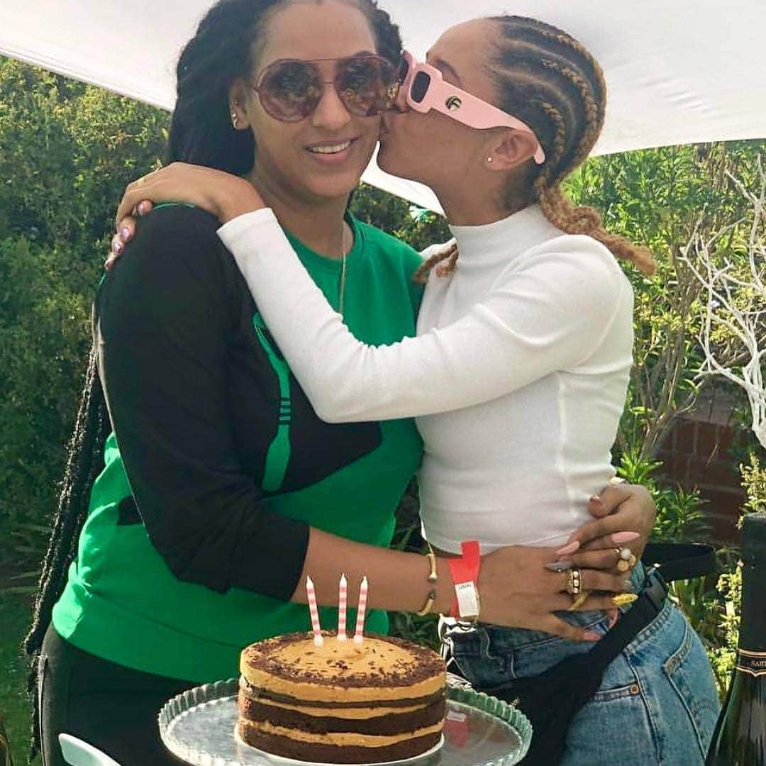 Photo of Photos from the 33rd birthday party of Juliet Ibrahim in South Africa