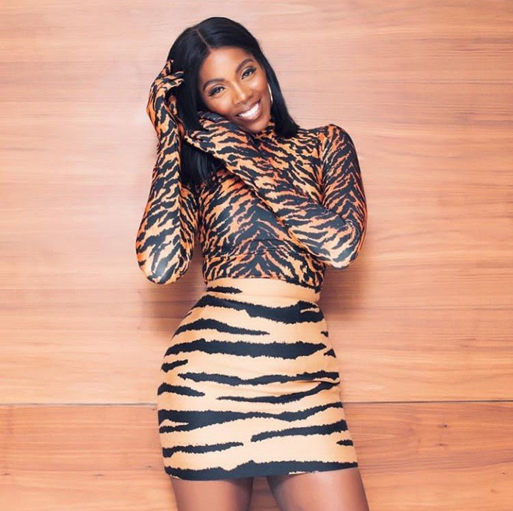 Photo of Tiwa Savage speaks on plans to leave Mavin Records