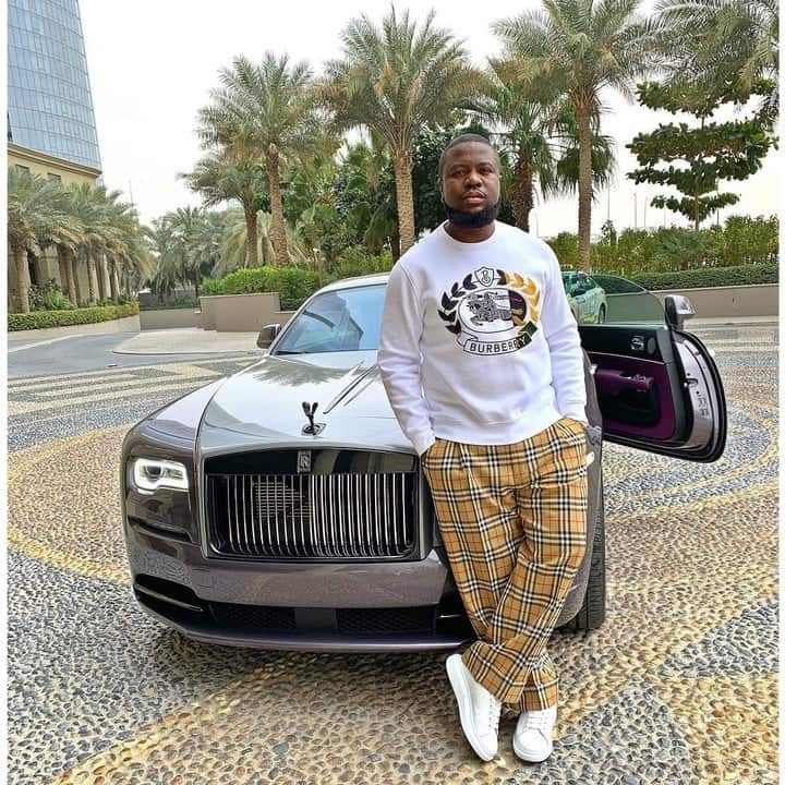 Photo of Daddy Freeze goes to Dubai to prove Hushpuppi truly bought a rolls Royce