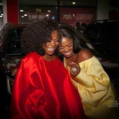 Photo of Omawunmi reveals why Waje can never quit music