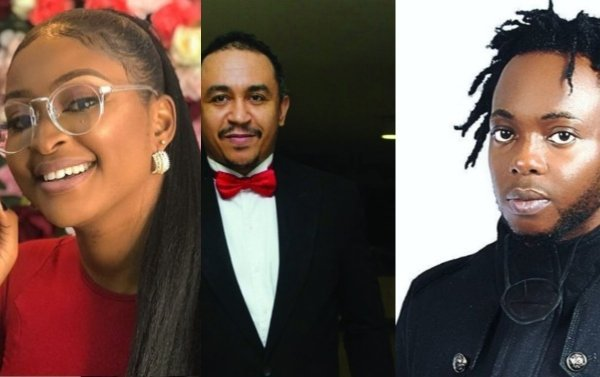 Photo of Daddy Freeze and Etinosa slam singer Waconzy and his music career