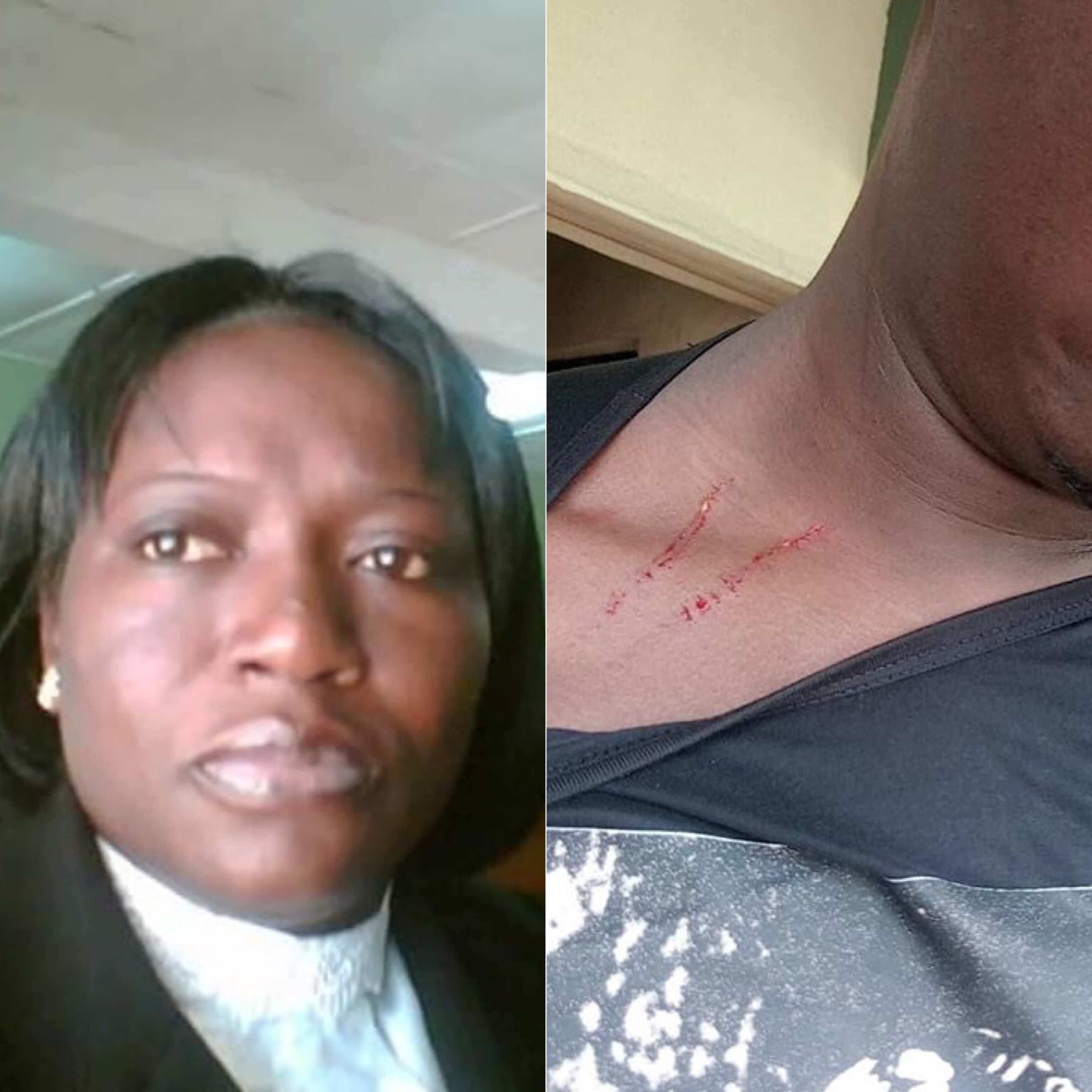 Photo of RCCG pastor, Tega Peace Odudu accused of fraud and physical assault