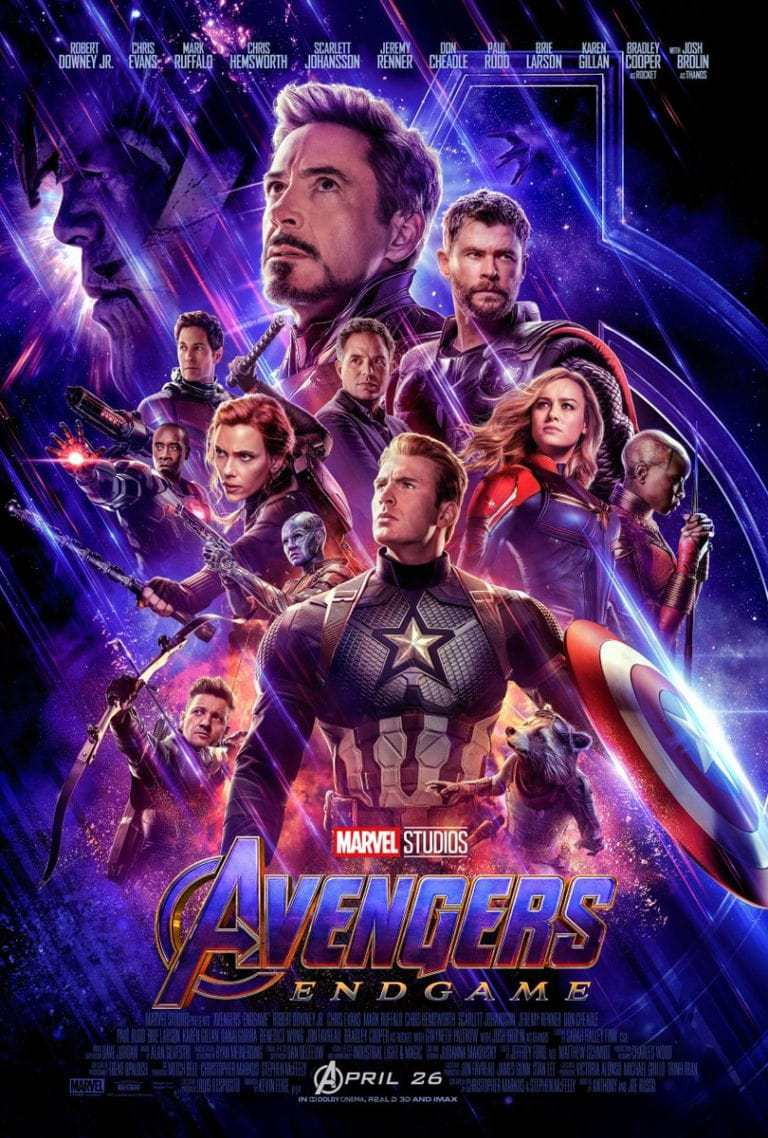 "Photo of WATCH Official Trailer for ""Avengers: Endgame"""