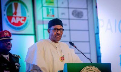 Buhari insists PDP made irresponsible spending