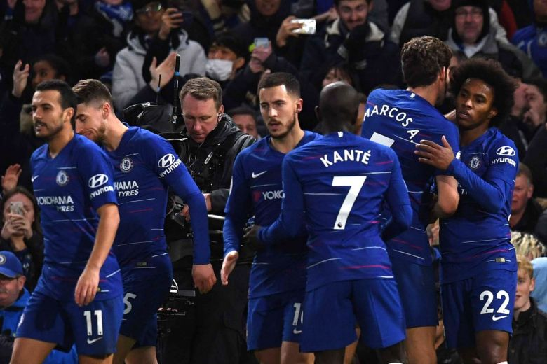 Photo of Chelsea release 22-man list to face Dynamo Kyiv in Europa League tie