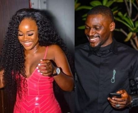 Photo of After BBNaija reunion brouhaha, Tobi and Cee-C attend dinner party
