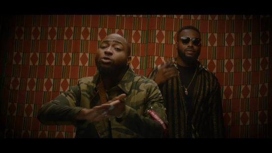 "Photo of Dj Neptune features Davido in new track ""Demo"""