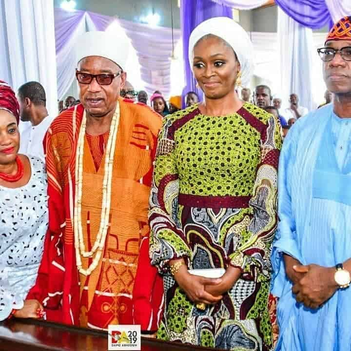 Photo of Ogun governor-elect, Prince Dapo Abiodun holds special thanksgiving service (photos)