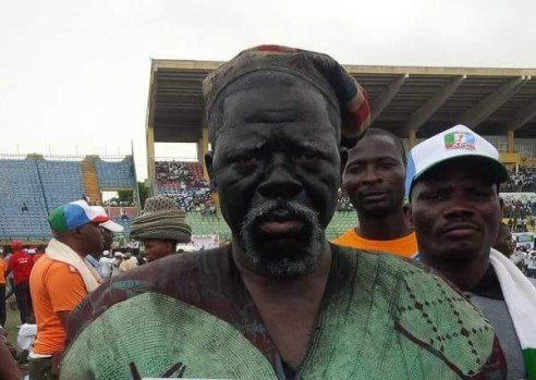 Fadeyi Oloro: veteran Nigerian actor sick and down with strange illness