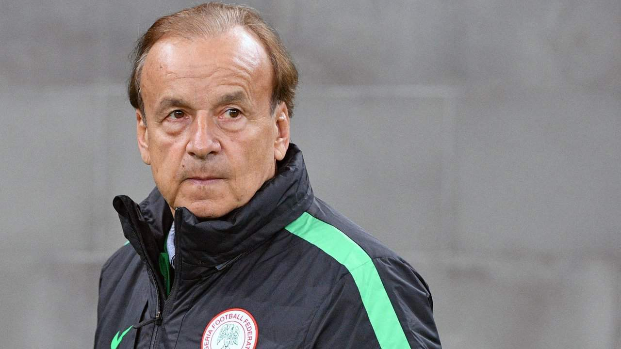 Why Super Eagles lost to Algeria,Says Gernot Rohr