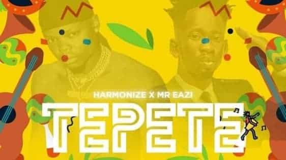 """Photo of New Music: Harmonize ft Mr Eazi – """"Tepete"""""""