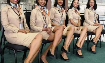 Photo of female crew members of ill fated Ethiopian Airline surface online