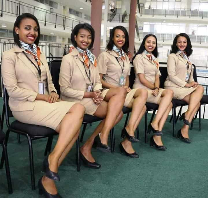 Photo of Photo of female crew members of ill fated Ethiopian Airline surfaces online