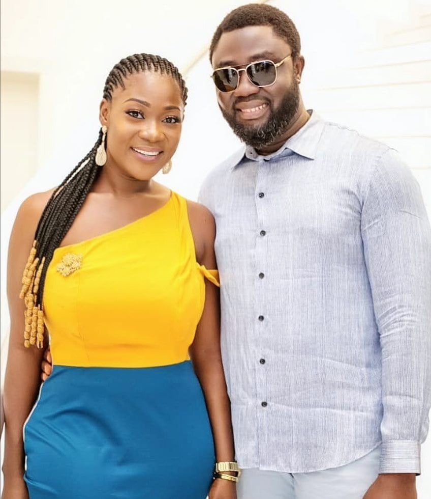 10 times Mercy Johnson gave us family goals